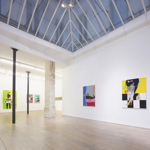Exhibition view  BONZENGA, Willys Kezi, 2019.<br />