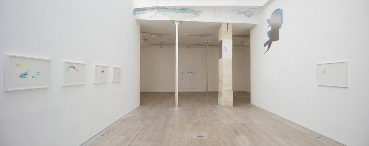 Exhibition view : Mari Minato, 2017, Galerie Eric Dupont. Photographer : Jean-François Rogeboz, © galerie Eric Dupont, Paris.