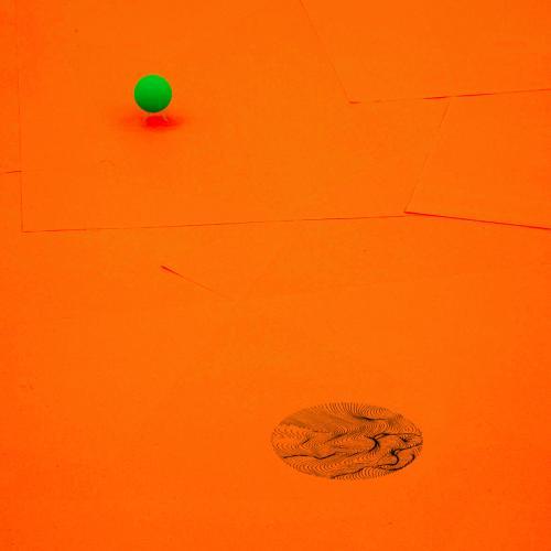 Didier MENCOBONI<br /> Au bord (d&eacute;tail), 2014-2015<br /> Fluorescent paper, Indian ink, mirrors, polystyrene, silk,<br /> 1 800 x 700 x 400 cm<br /> &copy; galerie Eric Dupont, Paris.